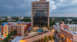 HOTEL HYATT - CALLE.60#344 A CIEN METROS DE PASEO DE MONTEJO TELÉFONO: 999 - 9421234
